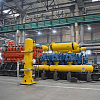 Maintenance of compressor units at the Urmanskoye field